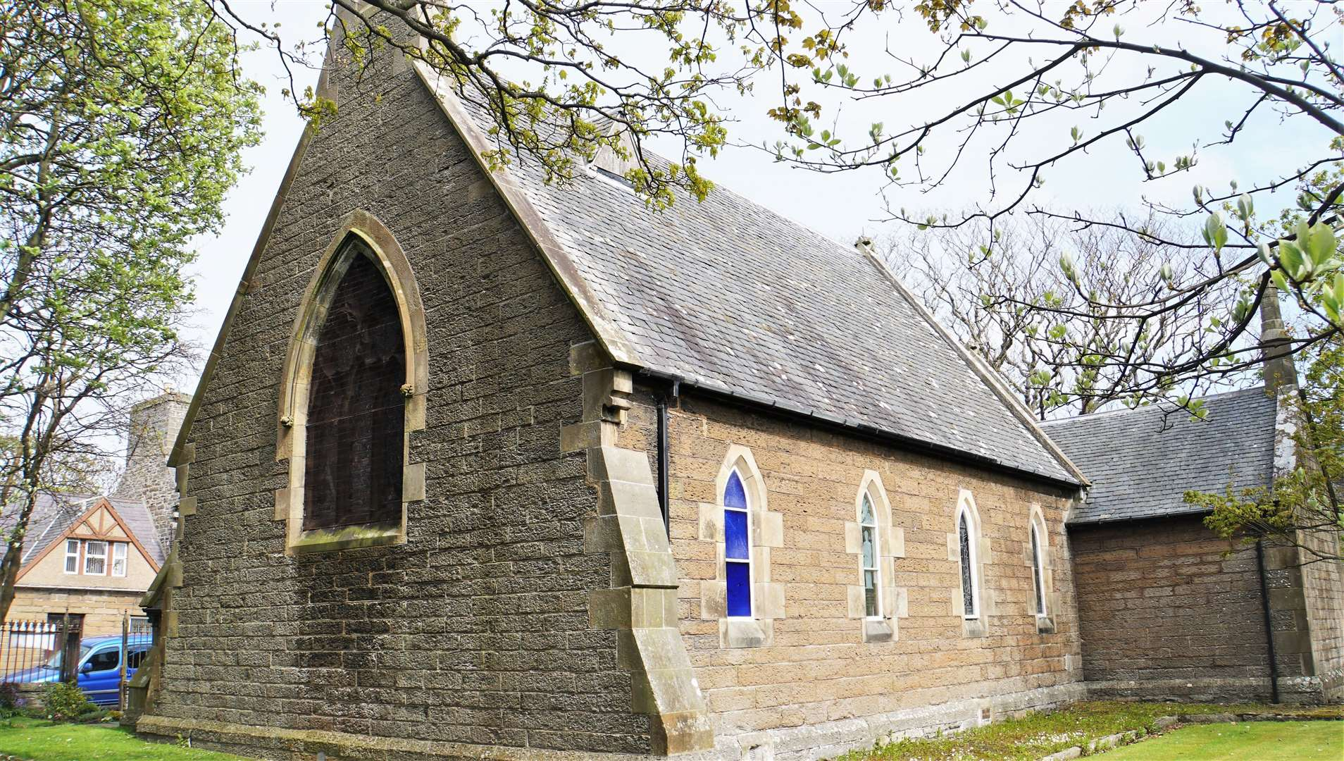 St John's church in Wick celebrates its 150th anniversary.Picture: DGS