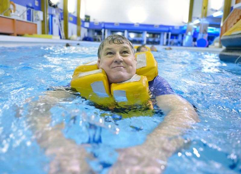 Commercial fisherman in Scotland will benefit from free safety training including learning sea survival techniques in a pool.