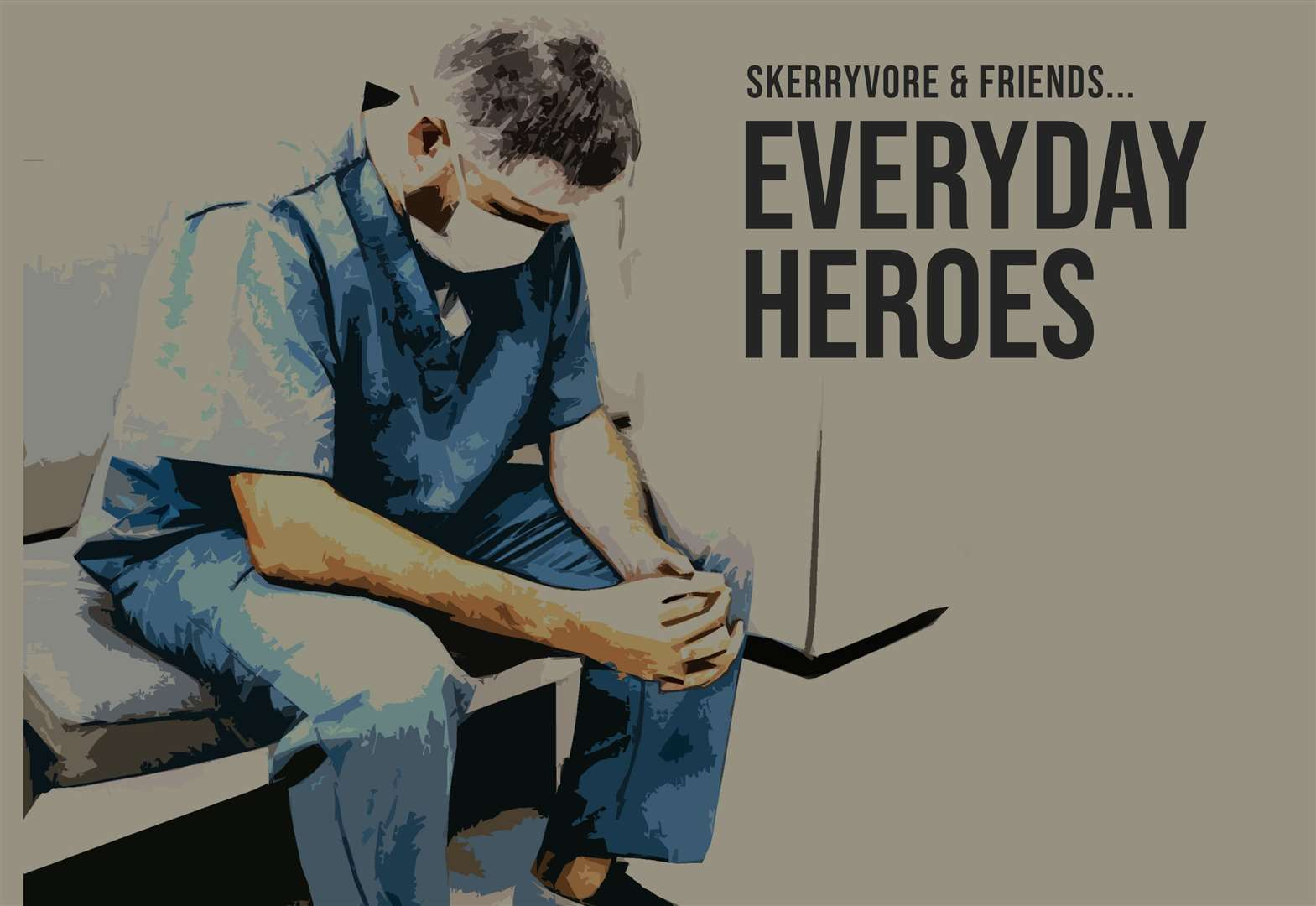 Single Everyday Heroes released on Thursday in aid of NHS workers