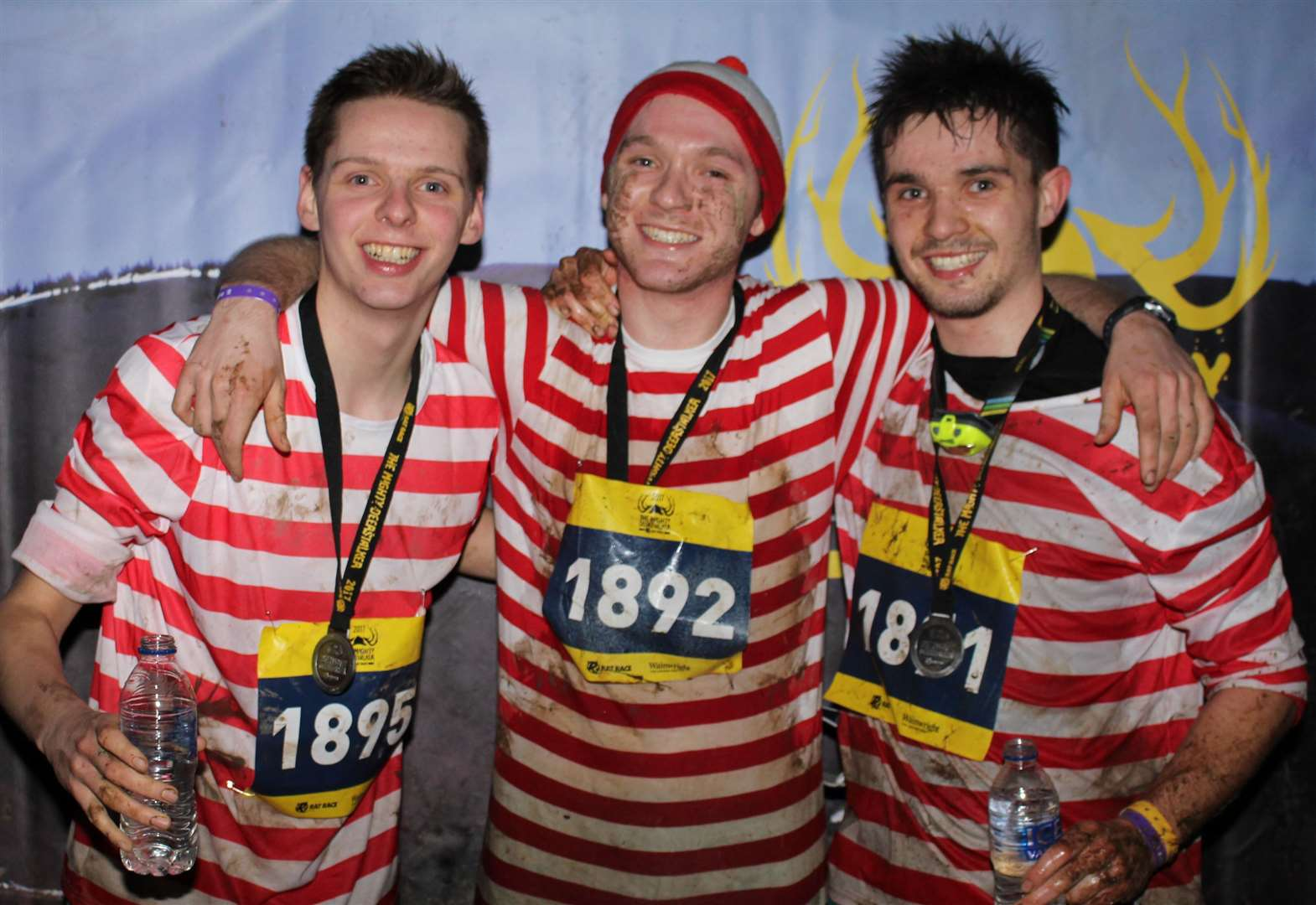 Brothers will be powering on in latest Mighty Deerstalker fundraiser