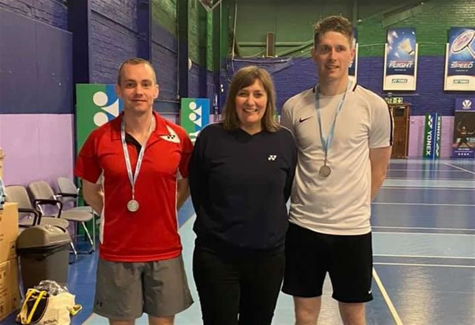Caithness well represented at badminton's Scottish International Masters