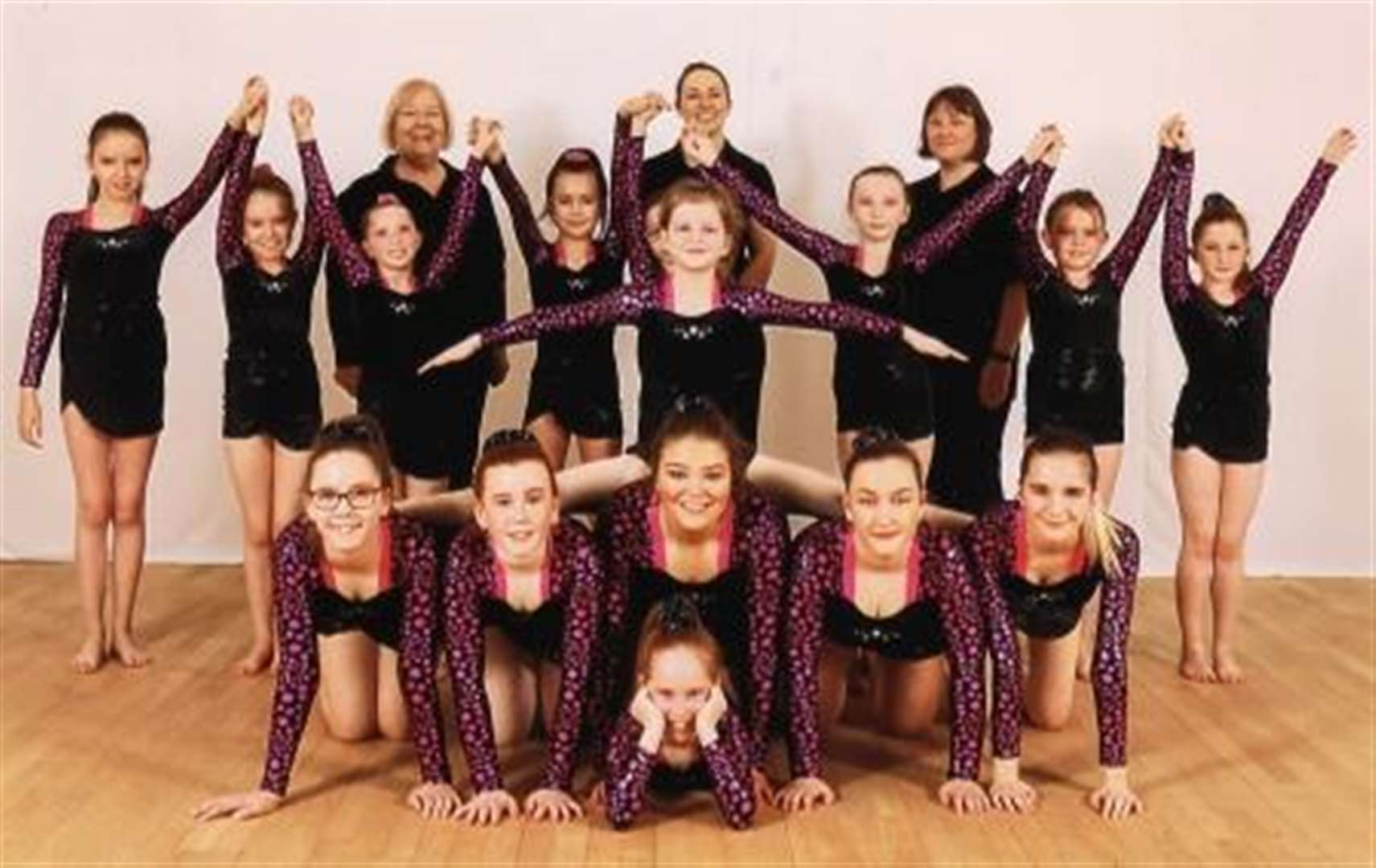Caithness dynamos thrill crowd at Gymfest