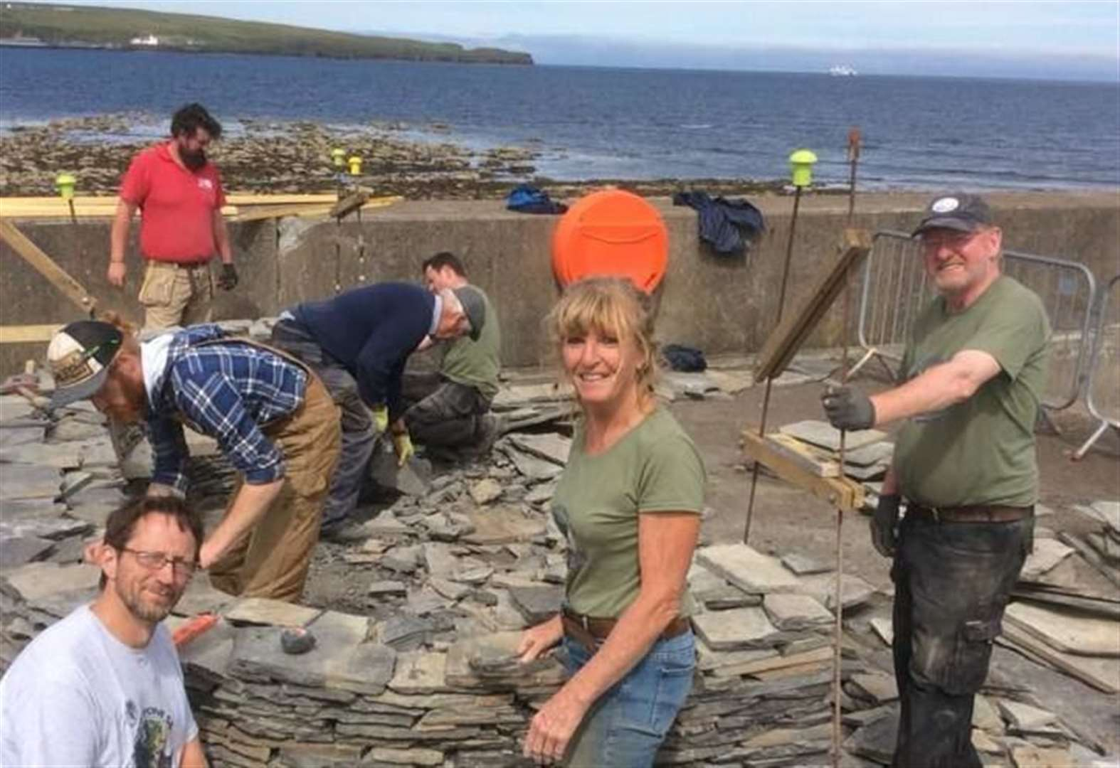 Thurso to host world's most northerly drystone festival