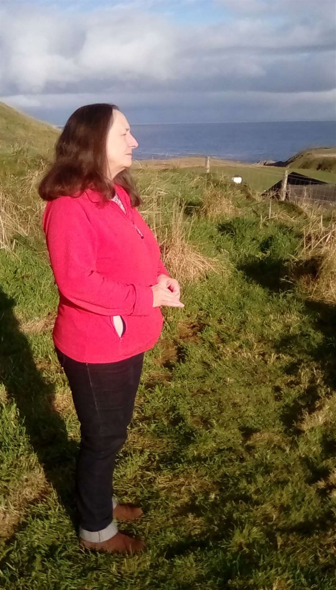 Cheryl McDonald is the Scottish Labour Party candidate for the seat of Caithness, Sutherland and Easter Ross.