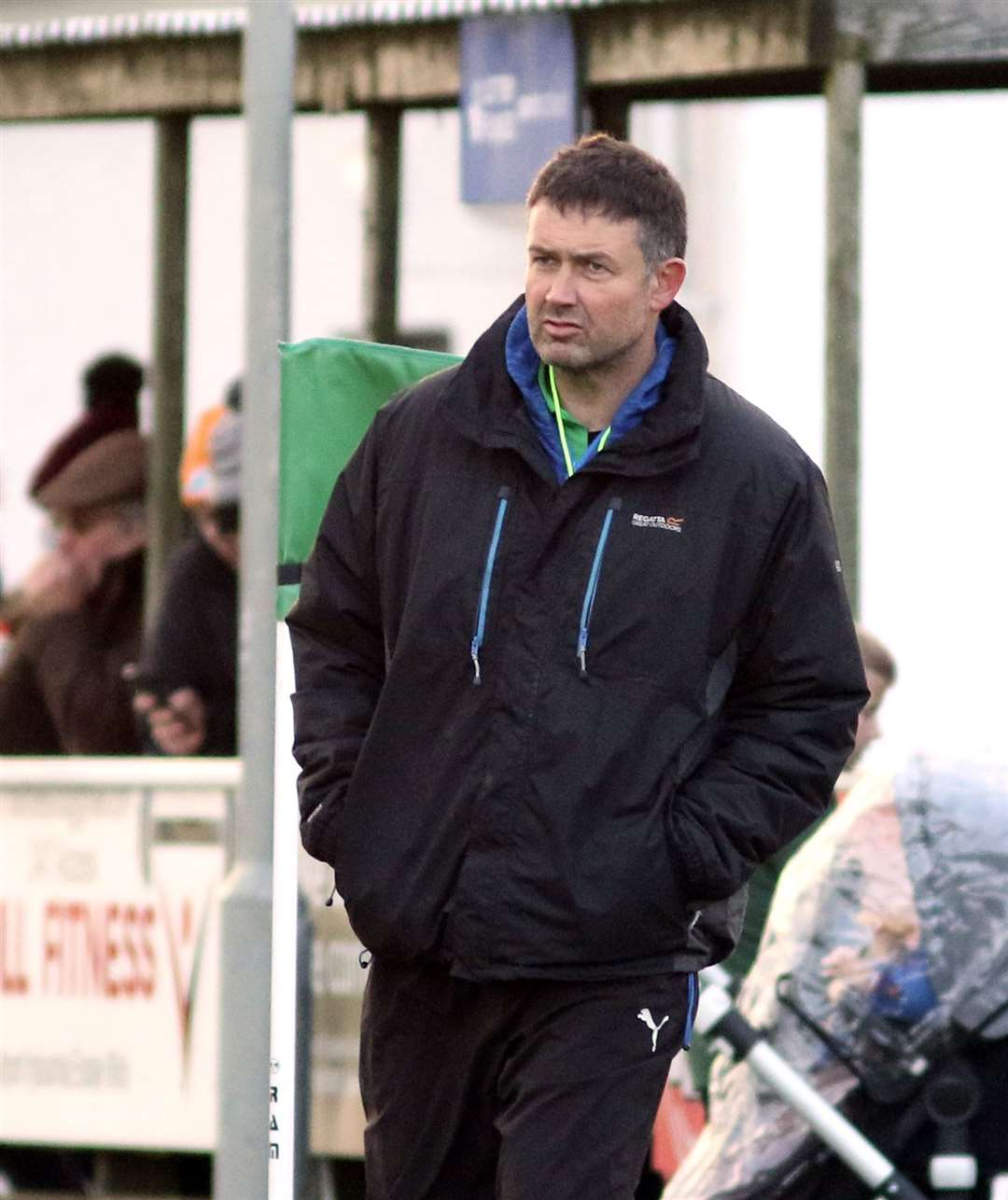 Head coach Ewen Boyd is looking for improved results on the road. Picture: James Gunn