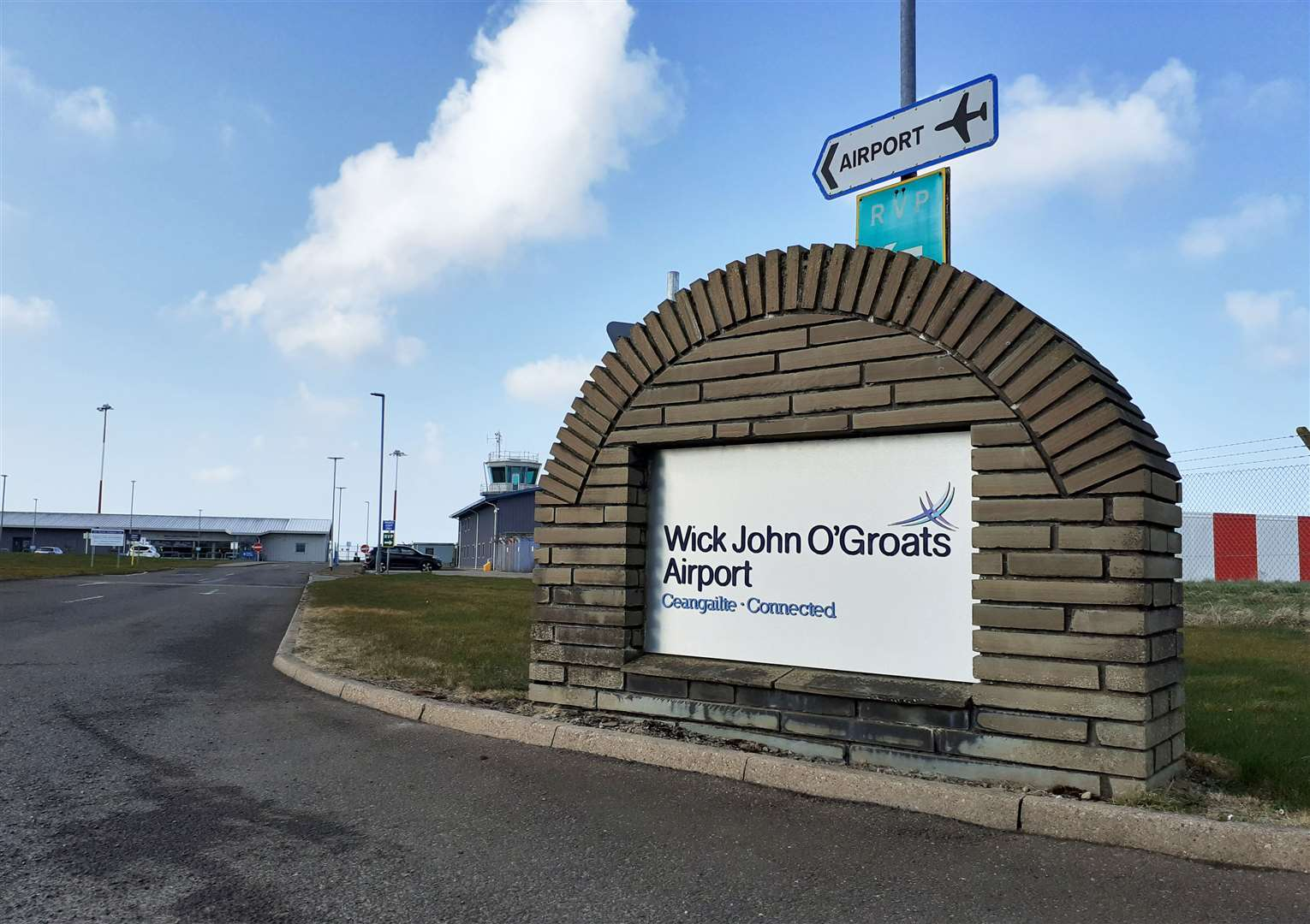Under the Hial plans, Wick John O'Groats Airport will see a downgrading of its air traffic service.