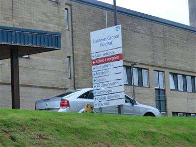 24 hour obstetrician cover has been axed at Caithness General Hospital.