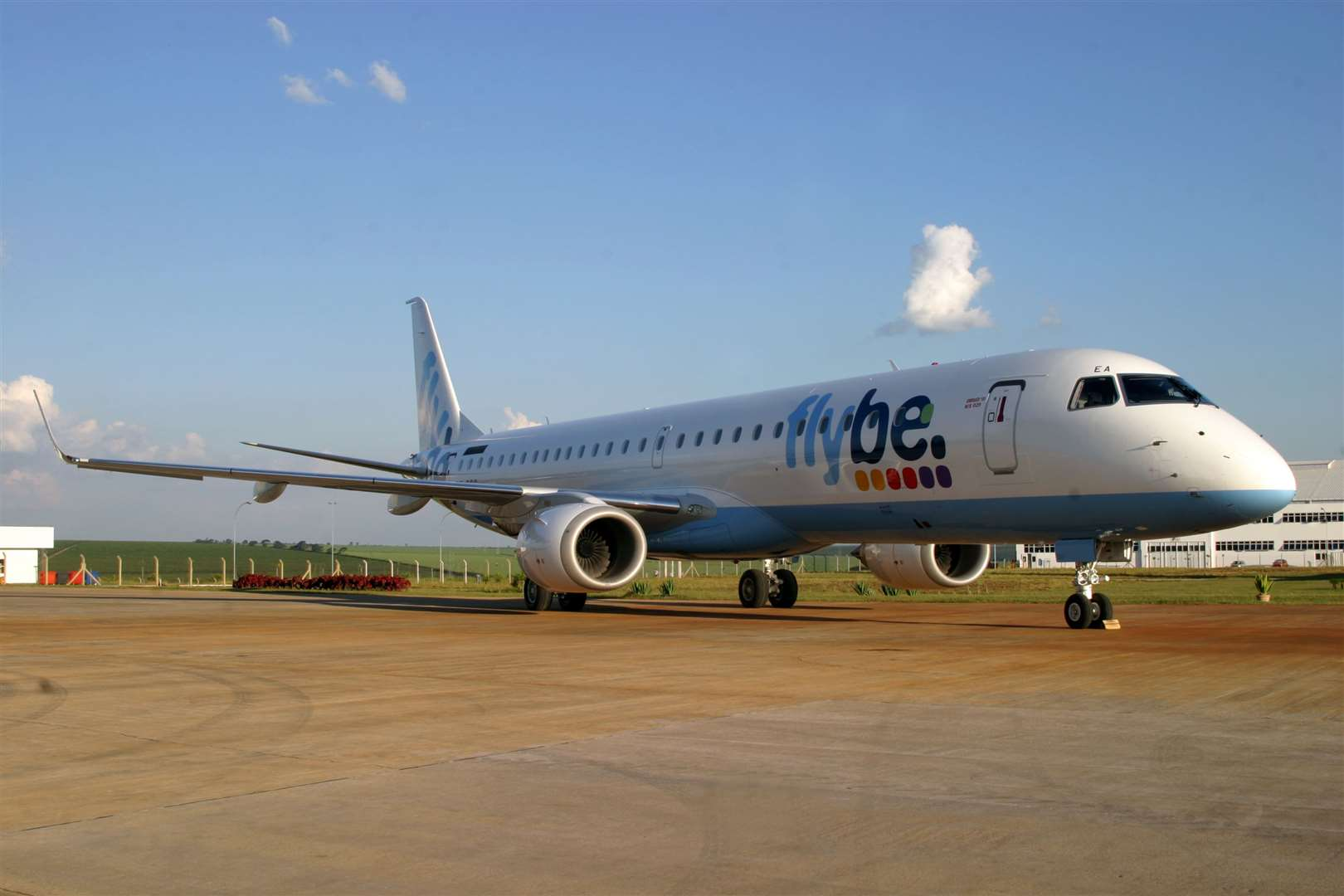 The UK Government is said to be considering measures including short-term funding to save Flybe.