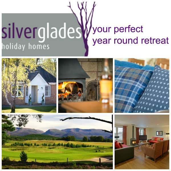 Silverglades Holiday Homes, Aviemore
