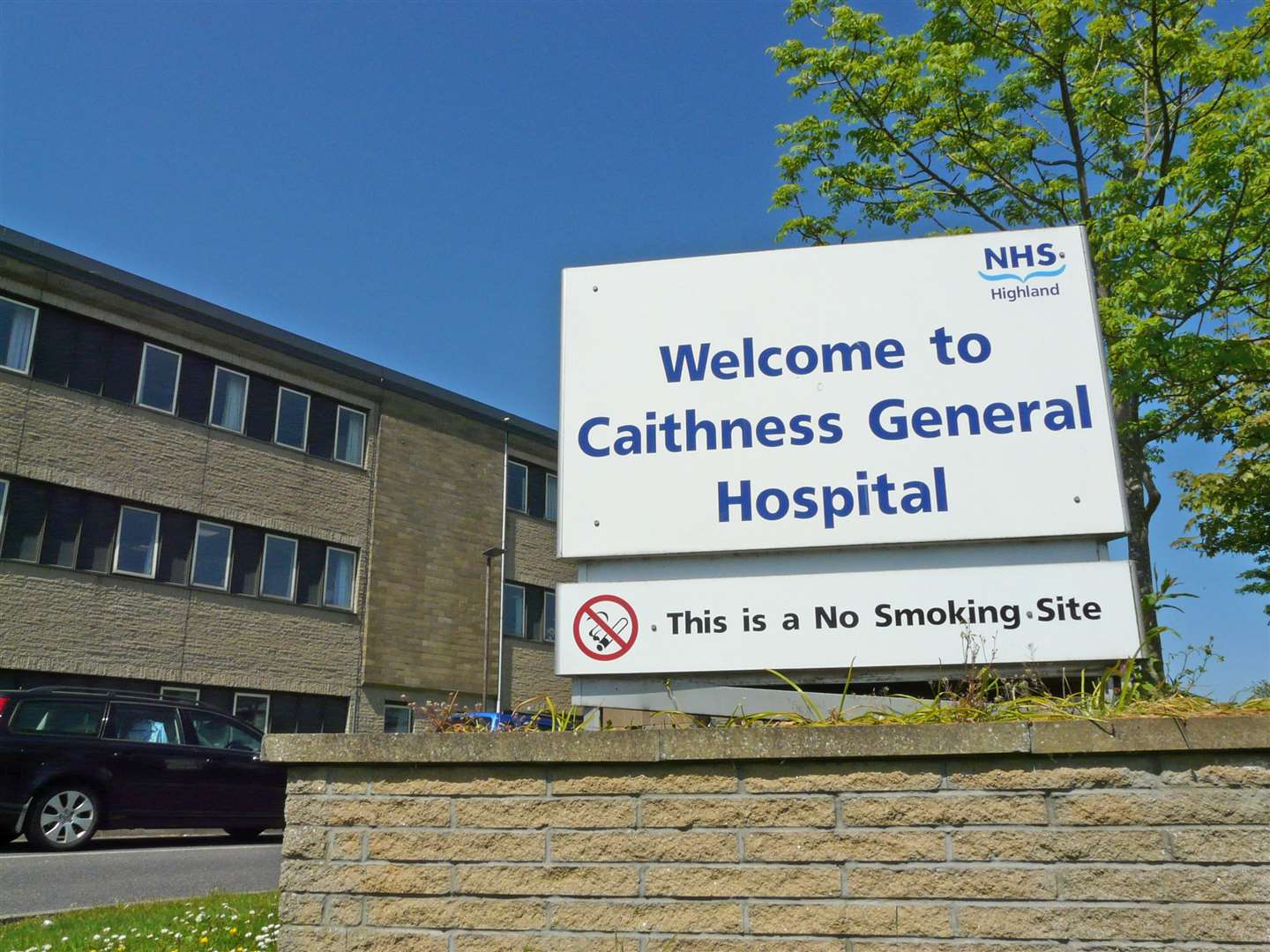 Under the plan investment will be made in Caithness General Hospital in Wick.