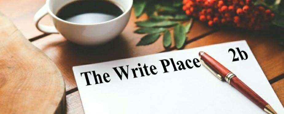 The Write Place 2b is having a book launch event in Tesco Wick.
