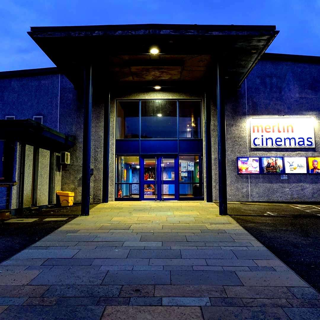 Merlin cinema, Thurso, proving popular with people keen to get back out. Picture: Merlin Cinemas